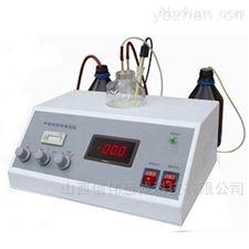 WSY-1A卡尔费休容量法水分仪