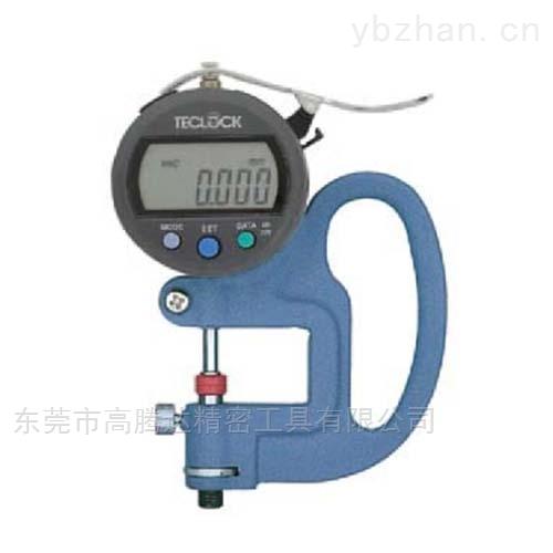 SMD系列数显厚度计厚度测量仪日本TECLOCK