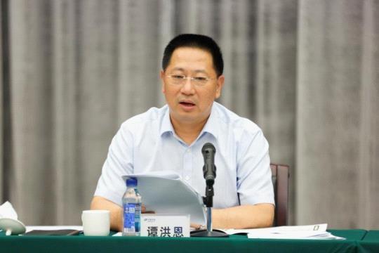 譚洪恩:積極組織好第十八屆四川國際電力產業博覽會