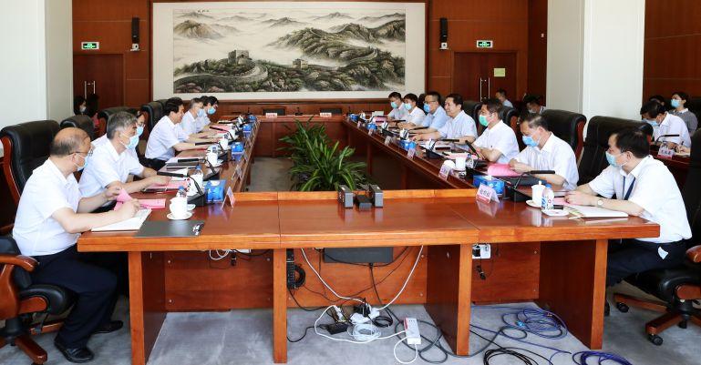 中核集团与中国地震局签署战略合作协议