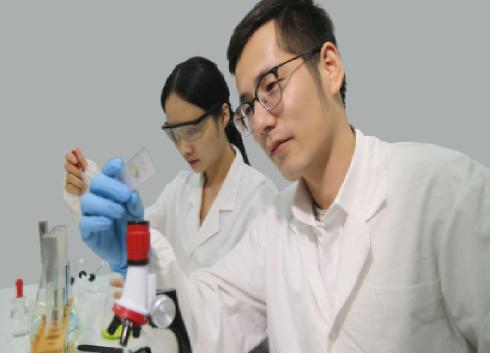 合肥研究院研究發明極化二極管