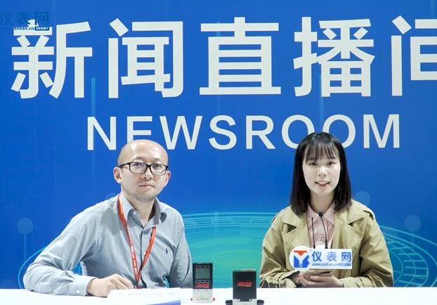 艾里卡特亮相2020第二届上海计量展