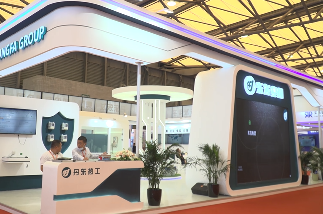 东发集团精彩亮相2020第二届上海计量展