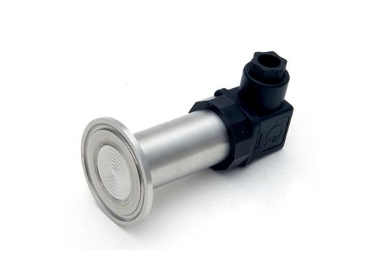 卡箍平膜高温型压力变送器