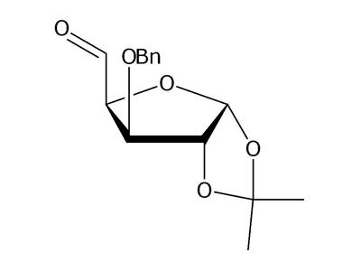 3-O-苄基-1,2-O-异亚丙基-α-D-二甲苯基戊二醛-1,4-呋喃糖