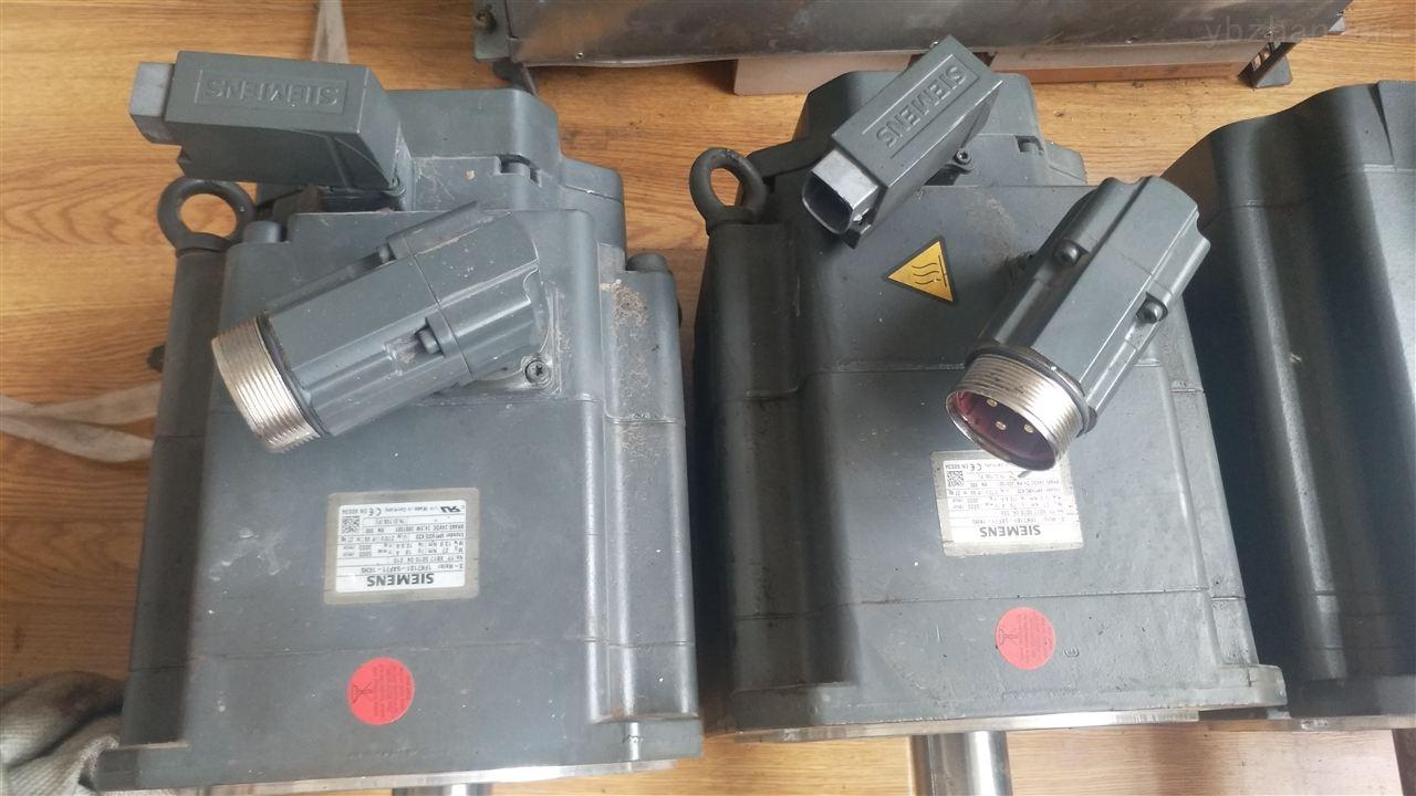 安庆西门子810D系统钻床伺服电机更换轴承-当天检测提供维修