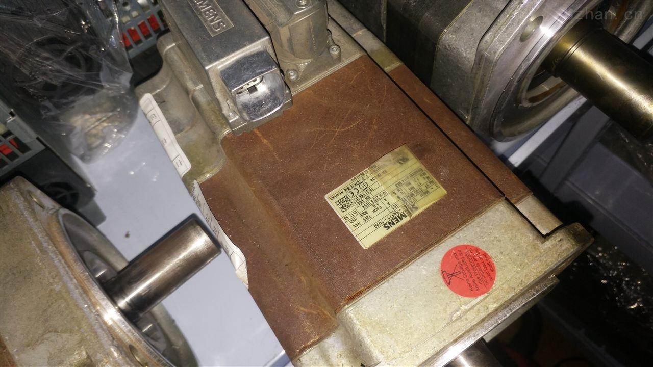 普陀西门子810D系统切割机主轴电机更换轴承-当天检测提供维修