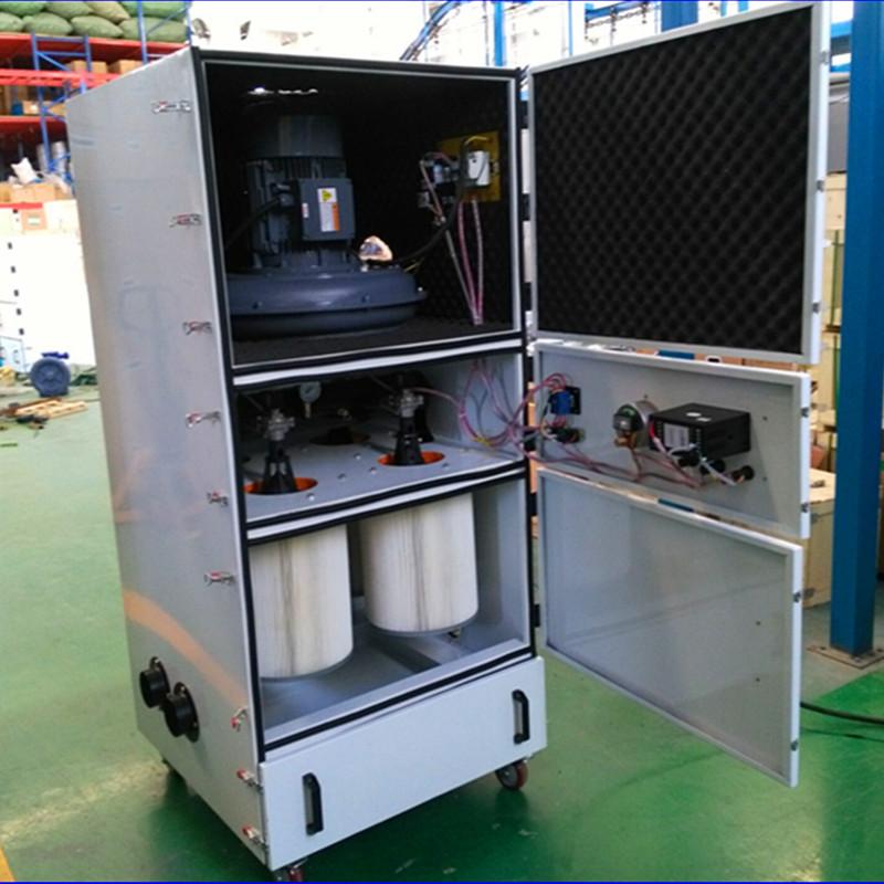 脉冲吸尘器 移动柜式磨床脉冲吸尘器生产厂家示例图3