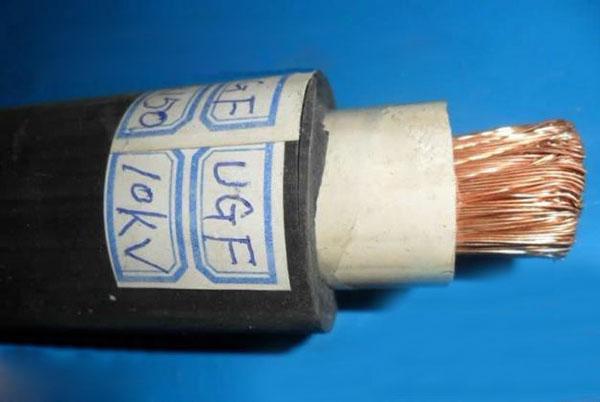 UGF3*16+1*16高压橡套电缆