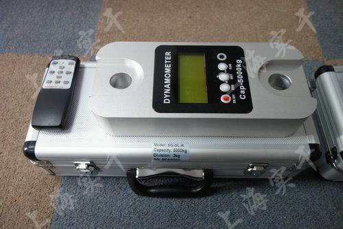 SGLD红外遥控拉力测力仪
