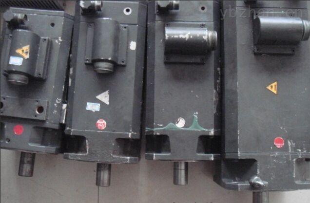 上海西门子810D系统切割机主轴电机更换轴承-当天检测提供维修
