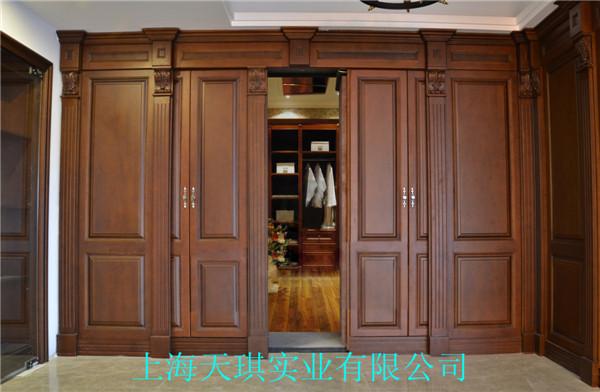 衣柜隐形门