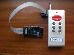 地磅仪表内插式遥控器