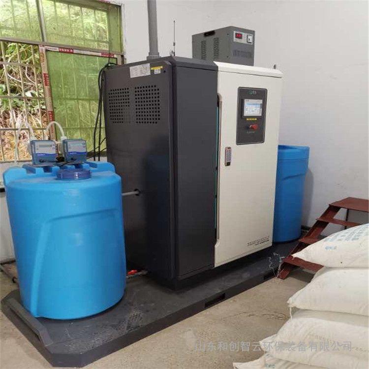 自来水厂消毒设备
