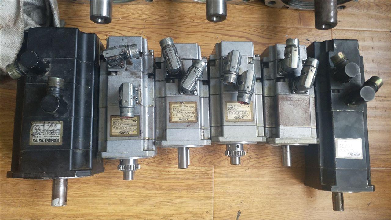 衢州西门子810D系统钻床伺服电机更换轴承-当天检测提供维修