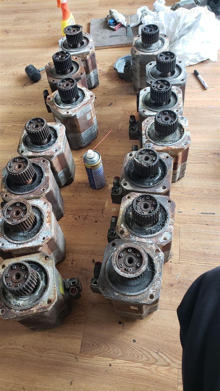 苏州西门子810D系统钻床伺服电机更换轴承-当天检测提供维修