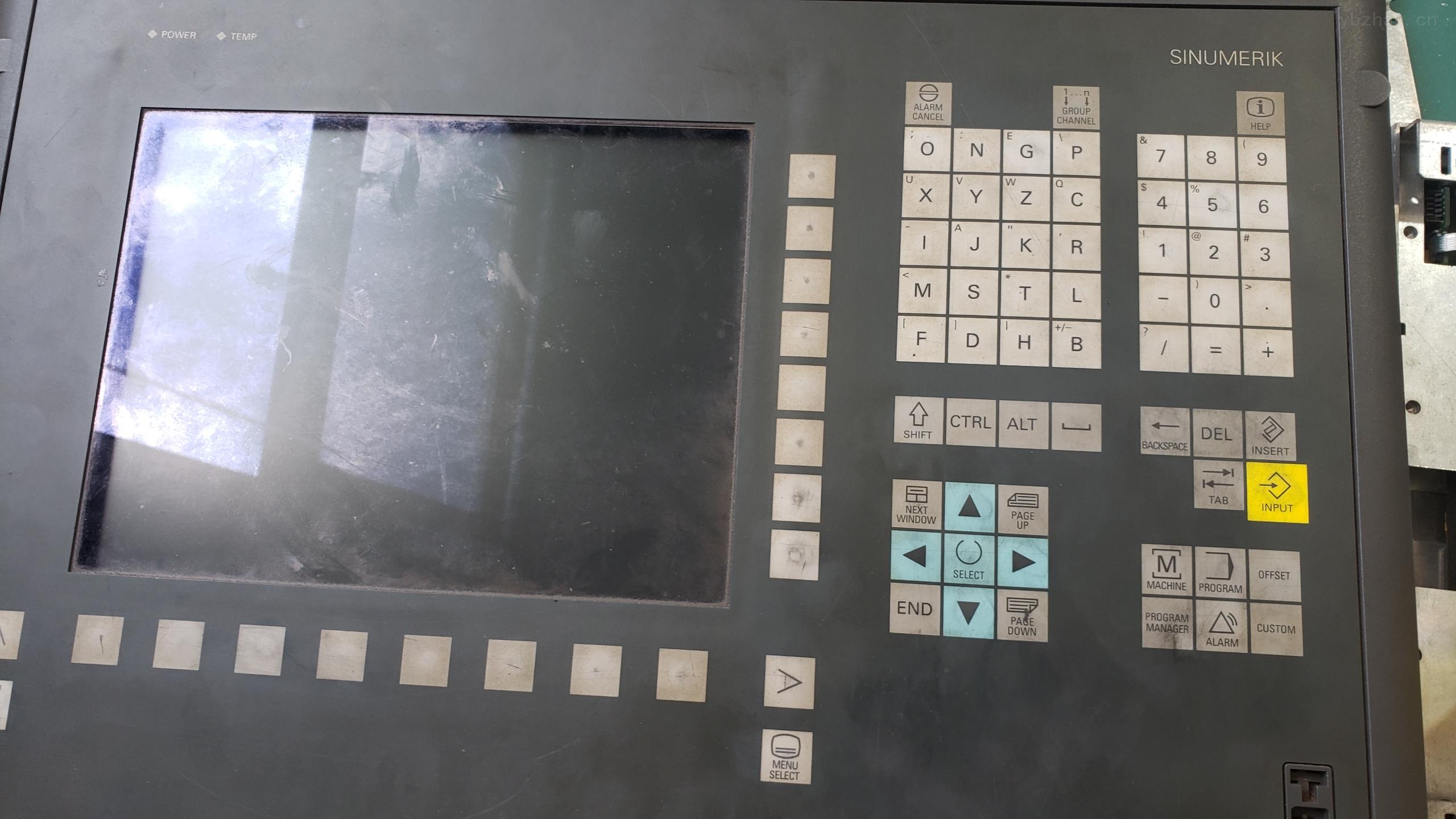 阜阳西门子840D系统龙门铣伺服电机维修公司-当天检测提供维修