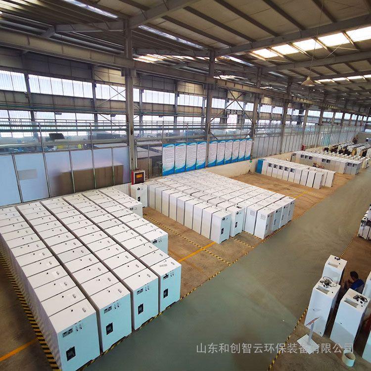 安徽3万方水厂消毒设备