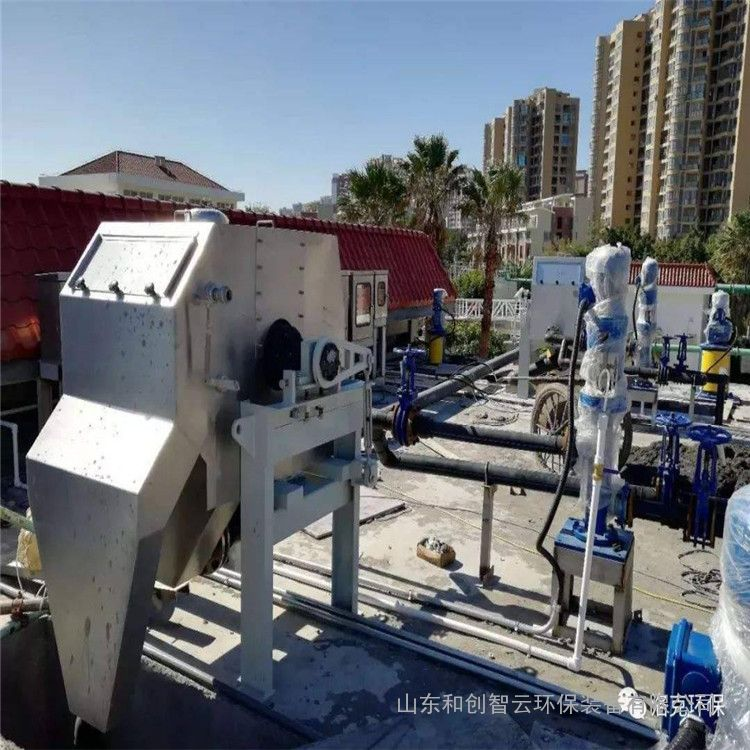 磁絮凝污水处理设备