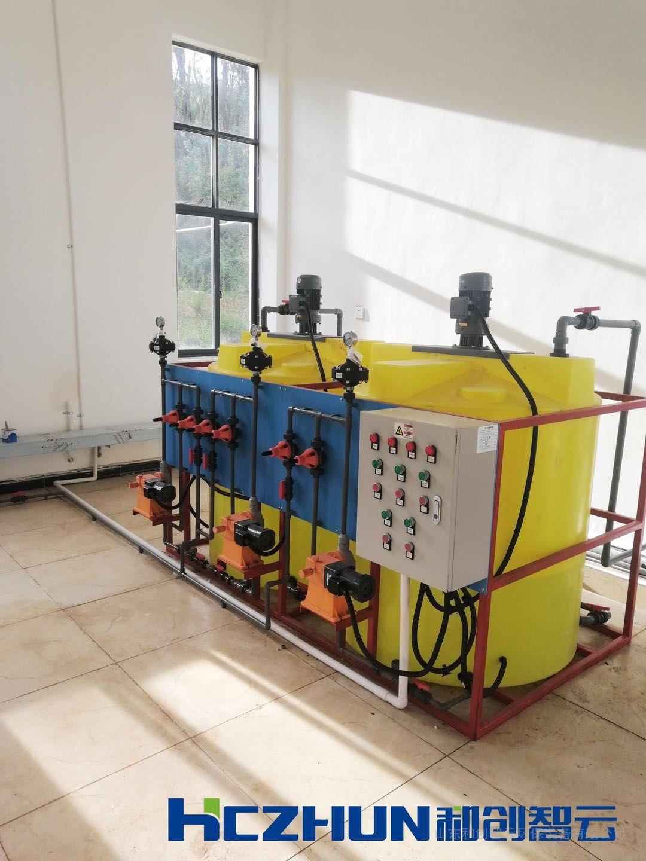 云南自来水厂消毒设备