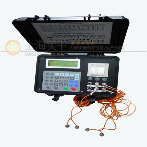 多通道外置传感器的拉压力测力仪图片