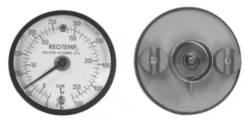 REOTEMP表面温度计