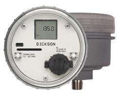 DICKSON壓力數據記錄1