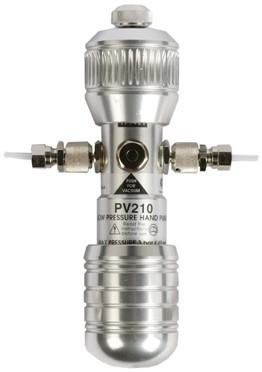 低压真空手泵PV210