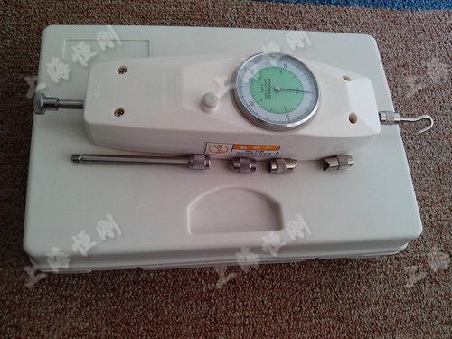 弹簧式拉力测力计