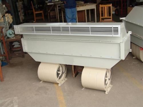 白城RM2530S/L-C-120侧吹接热水加热离心式热空气幕选购指南