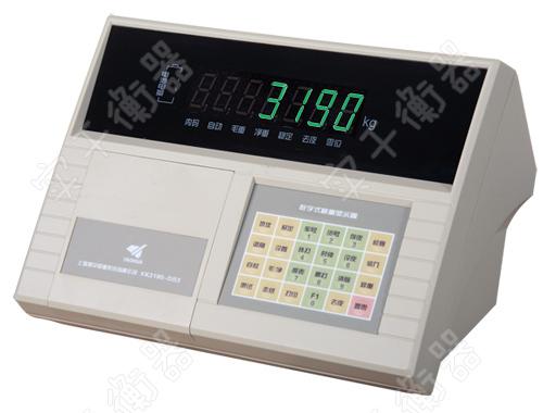 电子地磅秤称重仪表