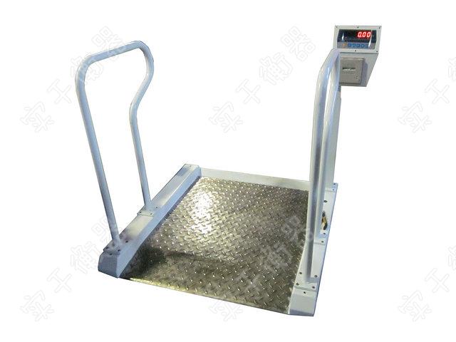 轮椅电子称