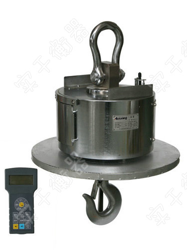 20吨耐高温电子吊秤