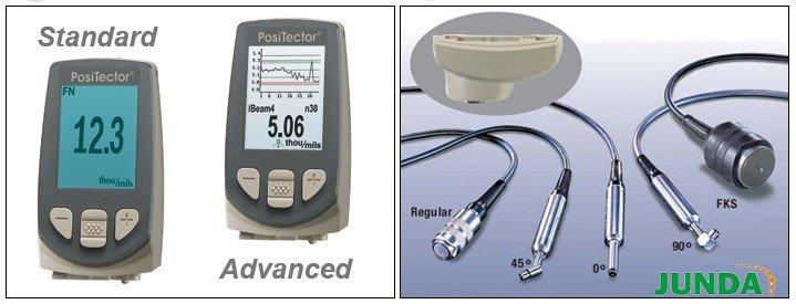 PosiTector 6000涂层测厚仪-美国DeFelsko公司