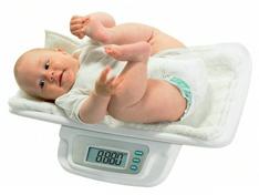 婴儿电子称
