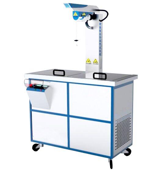 赛成玻璃模制注射剂瓶耐热冲击试验机