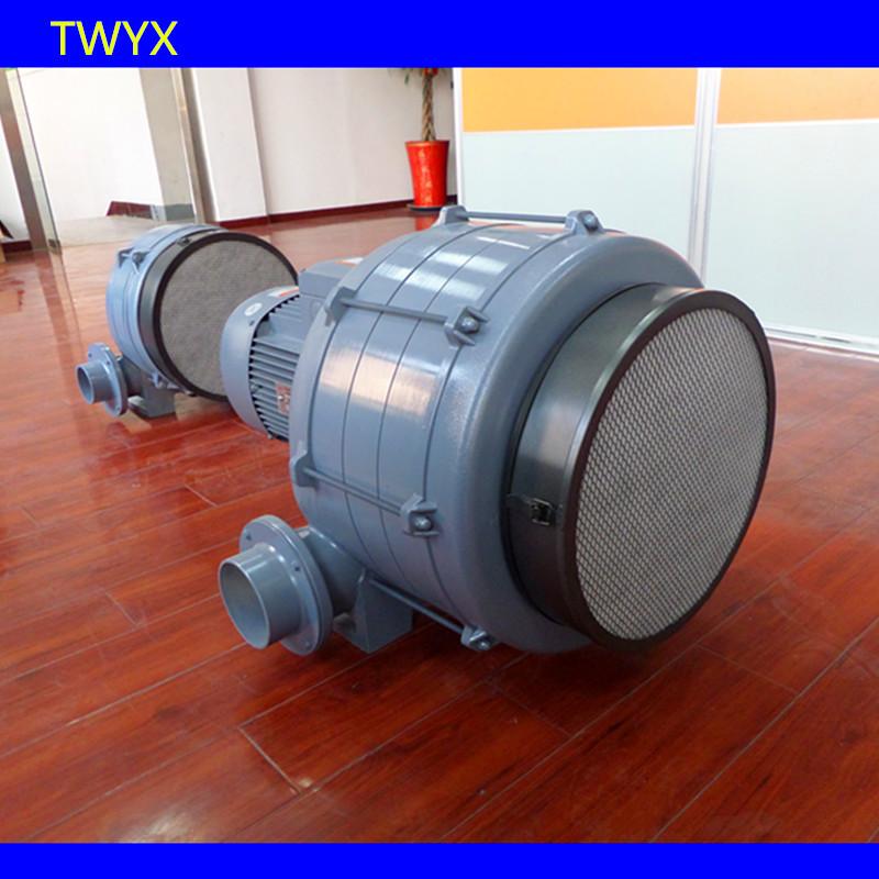 HTB75-032全风透浦式风机 多段透浦式风机 中国台湾全风风机 全风鼓风机示例图3