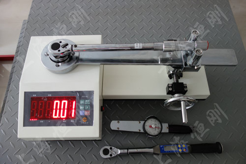 扭力扳手检测机