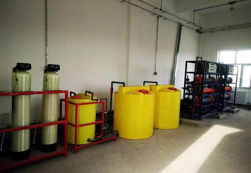新疆克拉玛依市乌尔禾区污水厂