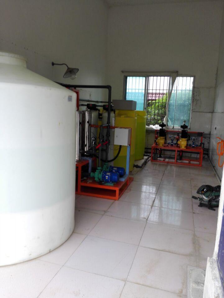息烽县城供水二期工程