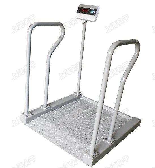 轮椅电子人体磅