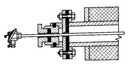 WRK-240/WRK240|装配式热电偶