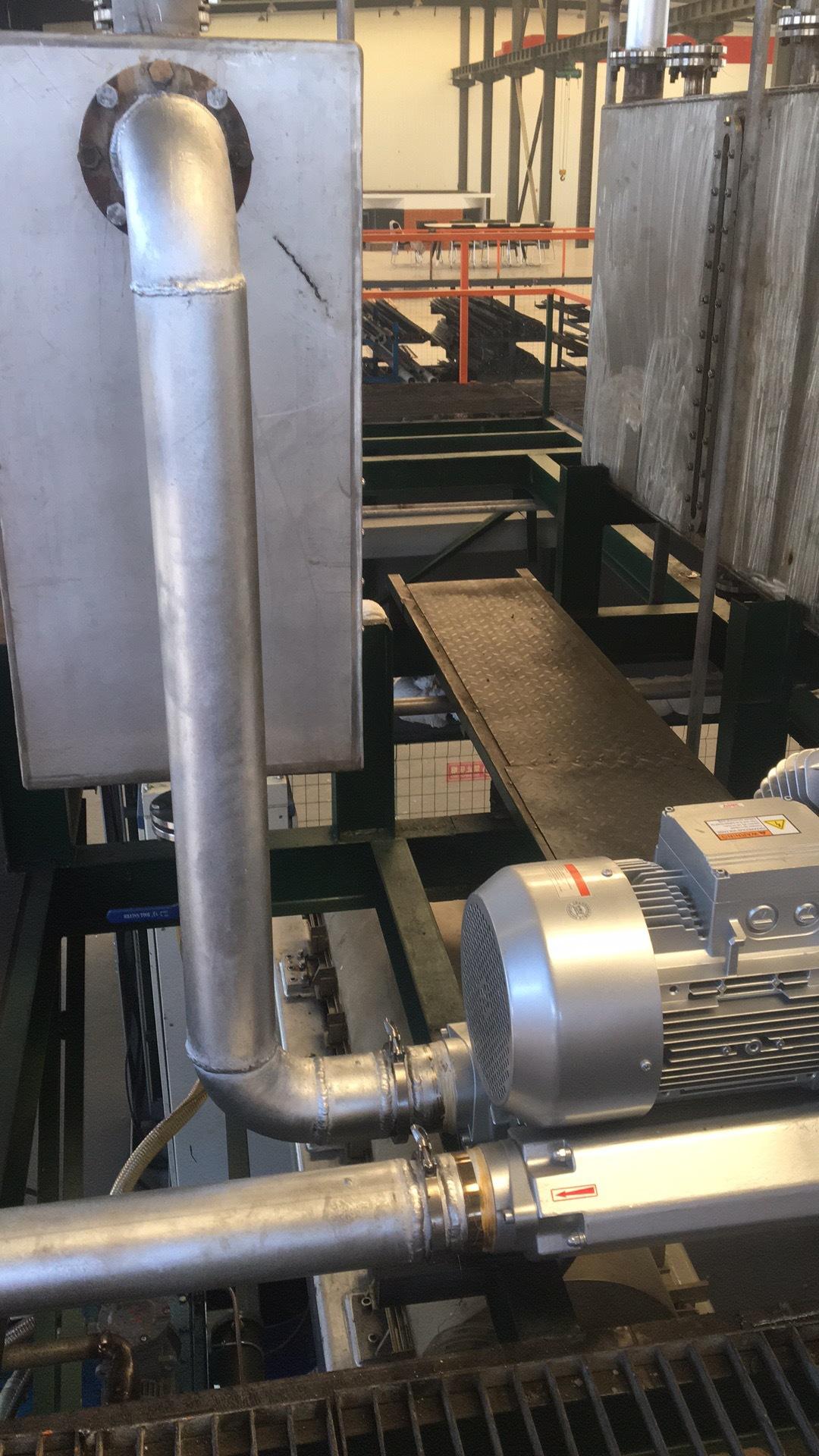 厂家 立式20kw50HZ漩涡气泵  型号LYX-94S-2立式高压漩涡气泵 旋涡式气泵示例图8